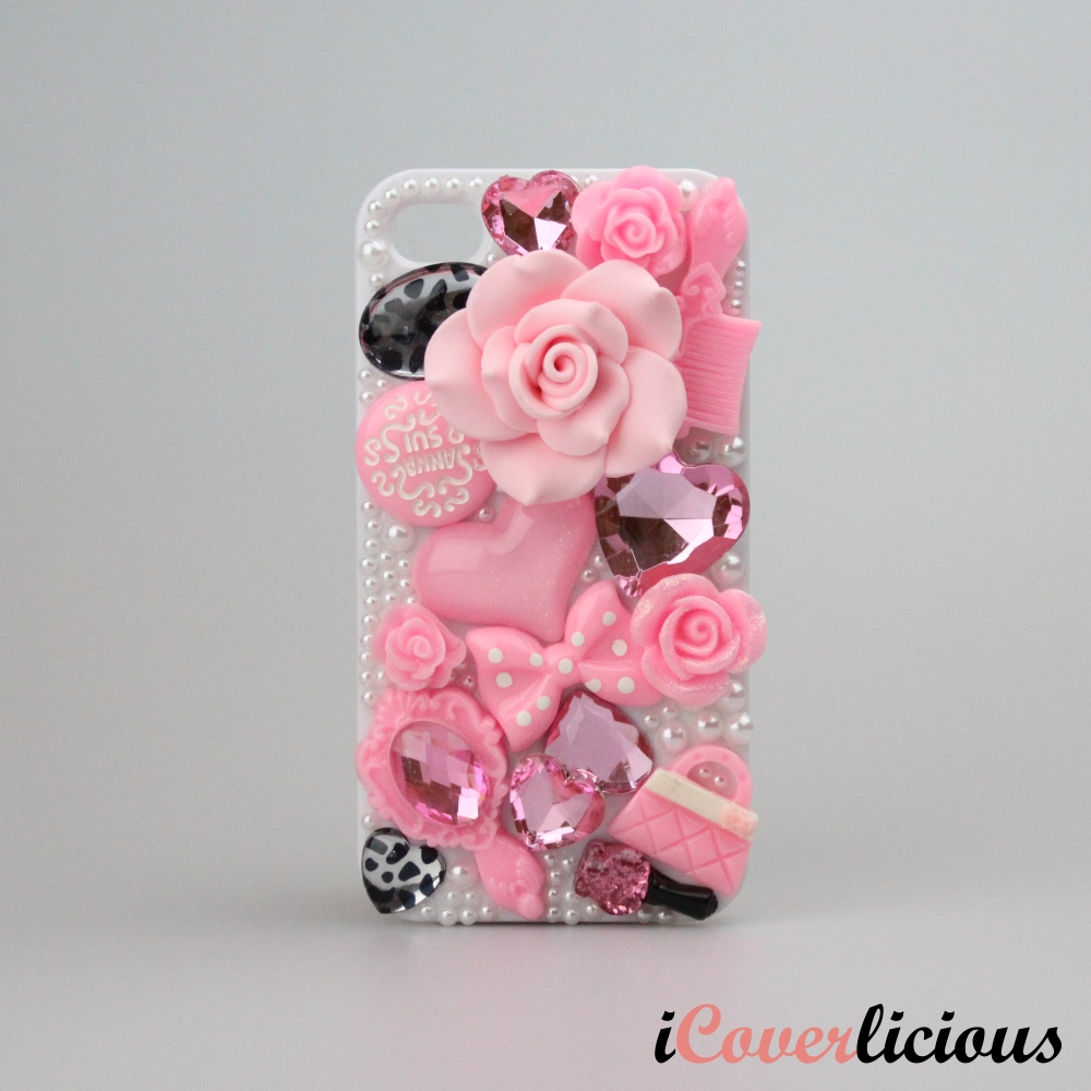 Miss Girly Pink Cover